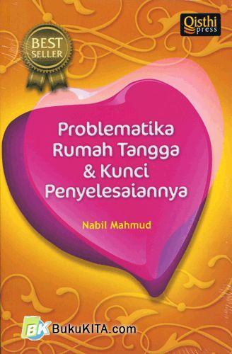 Cover Buku Problematika Rumah Tangga & Kunci Penyelesaiannya