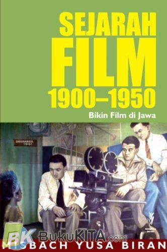 Cover Buku Sejarah Film Indonesia