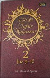 Cover Buku Tafsir Muyassar #2 (Juz 9-16)