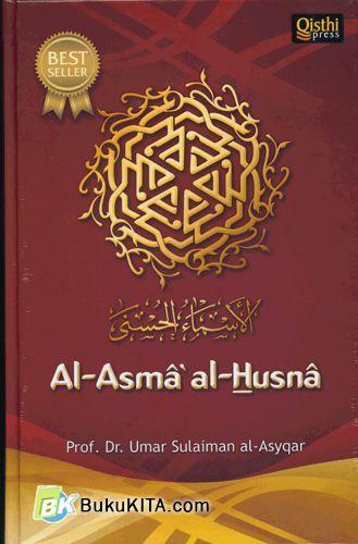 Cover Buku Al-Asma al-Husna