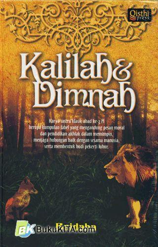 Cover Buku Kalilah & Dimnah