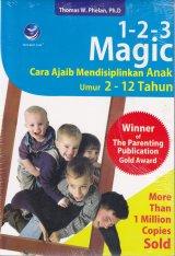 1-2-3 MAGIC - CARA AJAIB MENDISIPLINKAN ANAK UMUR 2 - 12 TAHUN (Disc 50%)