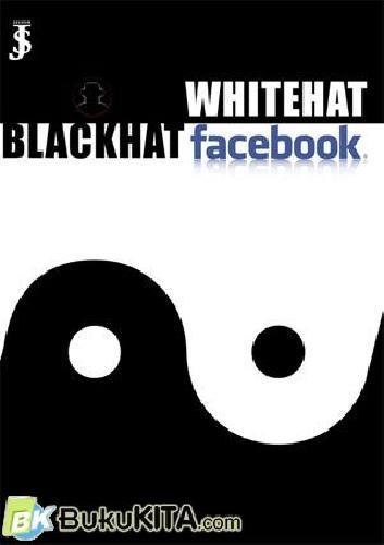 Cover Buku Whitehat & Blackhat Facebook