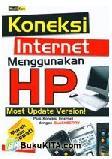Koneksi Internet Menggunakan HP