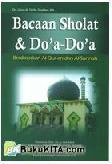 Cover Buku Bacaan Sholat & Doa-doa Berdasarkan Al-Qur`an dan Al-Sunnah