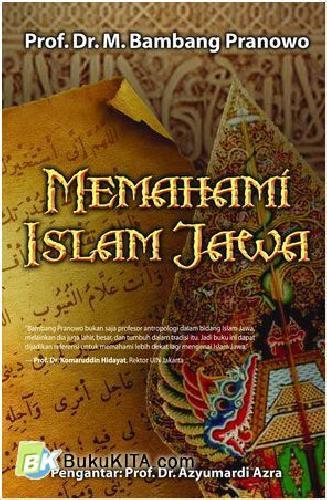 Cover Buku Memahami Islam Jawa