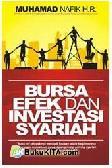 Bursa Efek dan Investasi Syariah