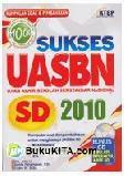 Sukses UASBN SD 2010