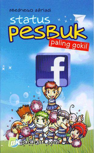 Cover Buku Status Pesbuk Paling Gokil
