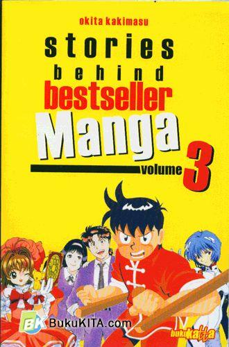 Cover Buku Stories Behind Bestseller Mangga Vol. 3