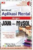 Membuat Aplikasi Rental Dengan Java Dan MYSQL