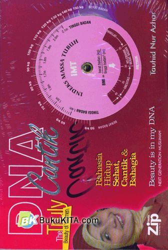 Cover Buku DNA Cantik : Rahasia Hidup Sehat, Cantik & Bahagia