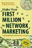 Make Your First Million in Network Marketing - Jadilah Miliader Dalam Bisnis Jaringan