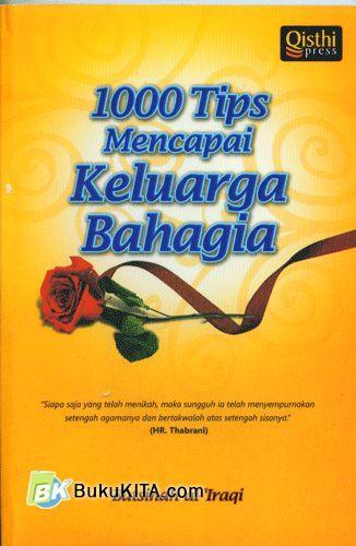 Cover Buku 1000 Tips Mencapai Keluarga Bahagia