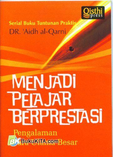 Cover Buku Menjadi Pelajar Berprestasi