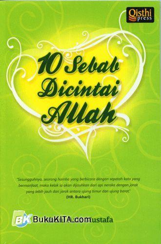 Cover Buku 10 Sebab Dicintai Allah