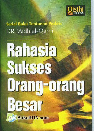 Cover Buku Rahasia Sukses Orang-orang Besar