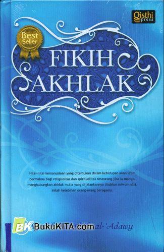 Cover Buku Fikih Akhlak