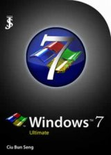 Cover Buku Windows 7 Ultimate