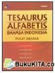 Cover Buku Tesaurus Alfabetis Bahasa Indonesia