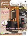 Seri Rumah Ide Edisi 1/V : Foyer, Powder Room dan Koridor
