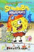 Cover Buku Di Balik Kisah Sukses Spongebob Squarepants
