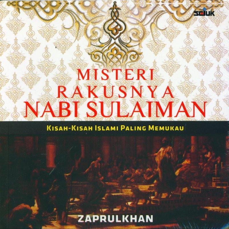 Cover Buku Misteri Rakusnya Nabi Sulaiman