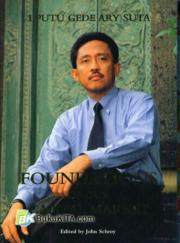 Cover Buku Foundations OF Our Capital Market