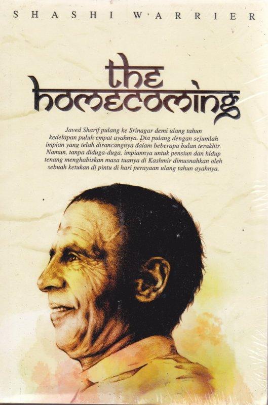 Cover Buku The Homecoming