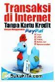 Cover Buku Transaksi di Internet Tanpa Kartu Kredit dengan Menggunakan Paypal