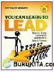 Cover Buku You Can Learn To Lead