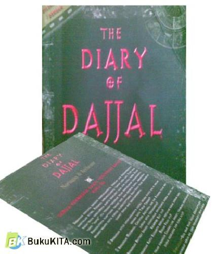 Cover The Diary of Dajjal
