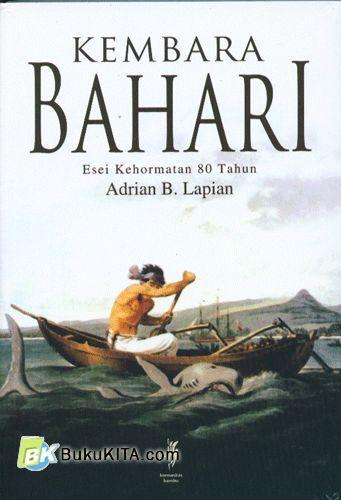 Cover Buku Kembara Bahari : Esei Kehormatan 80 Tahun