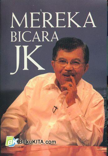 Cover Buku Mereka Bicara JK