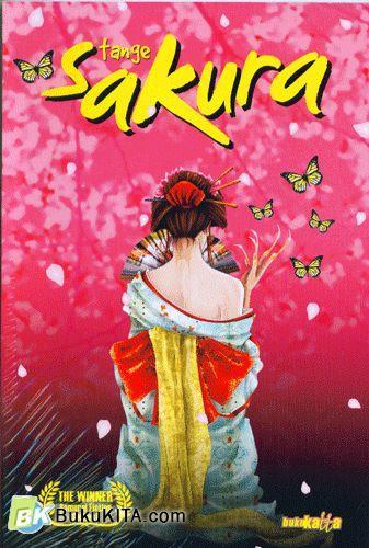 Cover Buku Tange Sakura