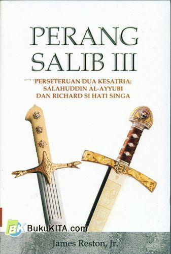 Cover Buku Perang Salib III