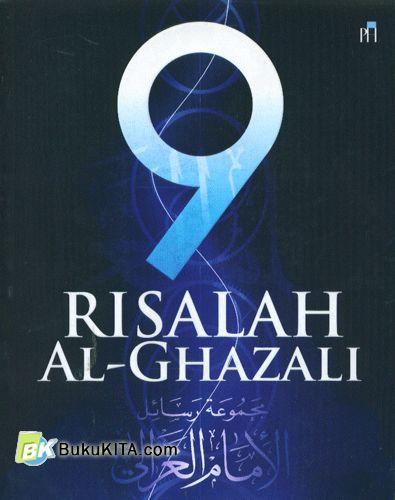 Cover Buku 9 Risalah AL-GHAZALI