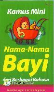 Kamus Mini Nama-Nama Bayi dari Berbagai Bahasa