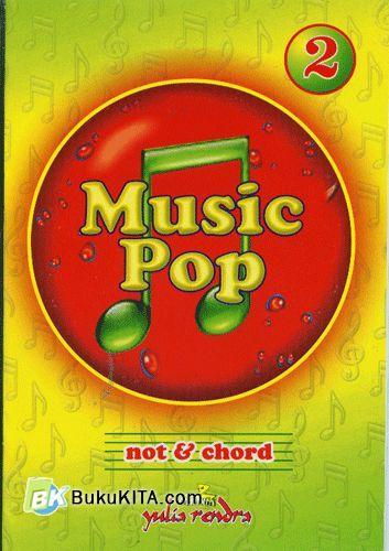 Cover Buku Music Pop 2