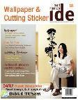 Seri Rumah Ide Edisi 3/V : Wallpaper dan Cutting Sticker