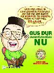 Gus Dur Menertawakan NU (edisi spesial)