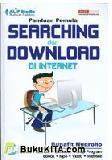 Cover Buku Panduan Pemula Searching dan Download di Internet
