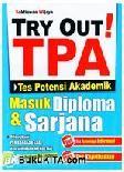 TRY OUT TPA (Tes Potensi Akademik) Masuk Diploma & Sarjana
