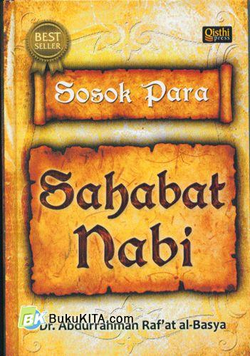Cover Buku Sosok Para Sahabat Nabi