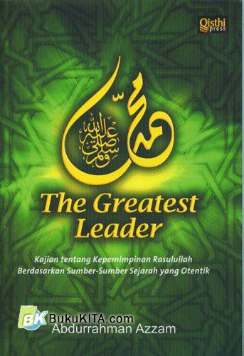 Cover Buku The Greatest Leader