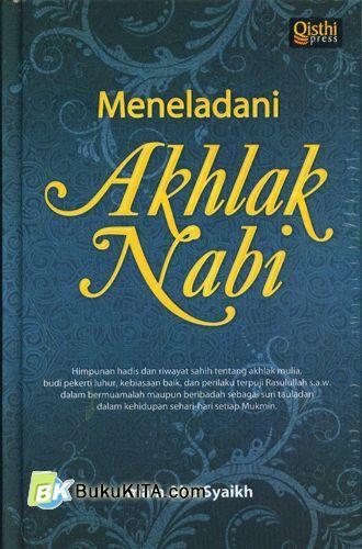 Cover Buku Meneladani Akhlak Nabi