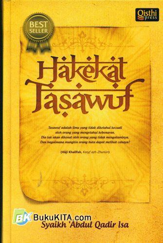 Cover Buku Hakekat Tasawuf