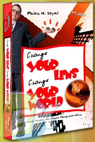 Cover Buku CHANGE YOUR LENS, CHANGE YOUR WORLD
