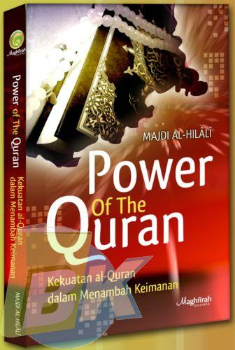Cover Buku Power Of The Qur