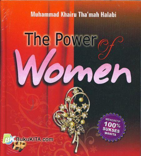 Cover Buku The Power Of Women